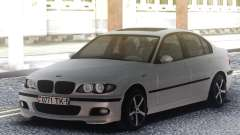 BMW E46 330D para GTA San Andreas