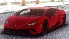 Lamborghini Huracan Performance 2018 para GTA San Andreas