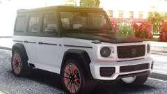 Mercedes-Benz G770 CLR Lumma White para GTA San Andreas