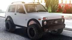 Lada Niva Bronto para GTA San Andreas