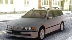 BMW E39 Vagão Turnê M57D30 para GTA San Andreas