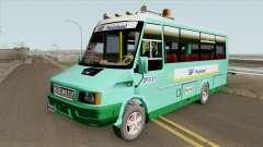 Iveco Daily Minibus para GTA San Andreas
