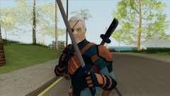 Deathstroke: The Terminator V1 para GTA San Andreas