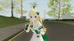 Miki Hoshii Idol Hero (iDOLMaSTER) para GTA San Andreas