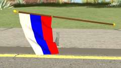 Russian Flag para GTA San Andreas