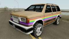 Landstalker Rainbow para GTA San Andreas