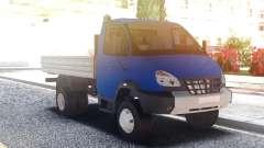 GAZ 3310 Conselho para GTA San Andreas
