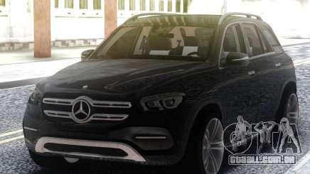 Mercedes-Benz GLE 300d 4matic 2019 para GTA San Andreas