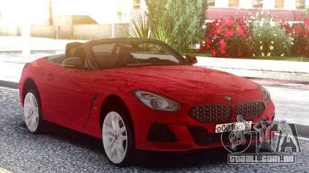 BMW Z4 M40i G29 19 Cabrio para GTA San Andreas