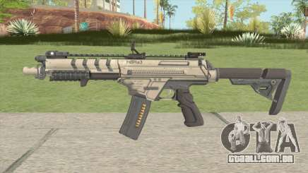HBRA3 Assault Rifle para GTA San Andreas