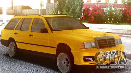 1994 Mercedes-Benz E320 Wagon Project para GTA San Andreas