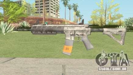 Hazmat P416 (Tom Clancy The Division) para GTA San Andreas