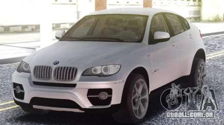 BMW X6 2008 E71 para GTA San Andreas