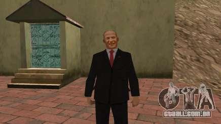 Nikita Khrushchev para GTA San Andreas