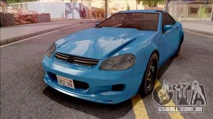 GTA IV Benefactor Feltzer VehFuncs Style para GTA San Andreas