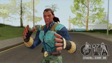 CoC Killmonger para GTA San Andreas