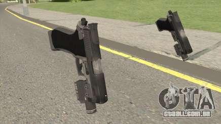 P220 HQ (L4D2) para GTA San Andreas