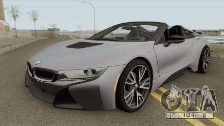 BMW i8 Roadster 2019 para GTA San Andreas