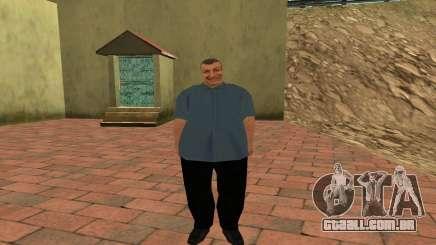 Leonid Voronin para GTA San Andreas