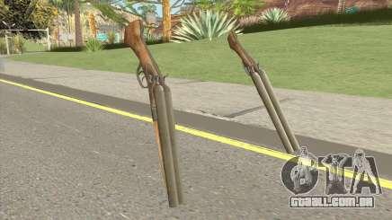 Sawed-Off GTA IV EFLC para GTA San Andreas