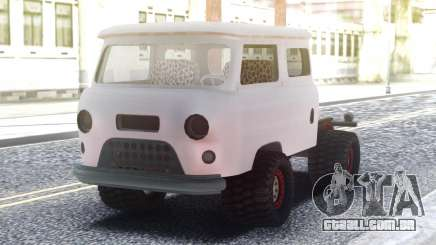 UAZ 2206 for The Fast and the Furious v 0.1 para GTA San Andreas