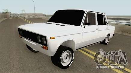 VAZ 2106 AZE (Xuliqan Style) para GTA San Andreas