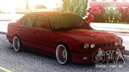 BMW M5 E34 Original para GTA San Andreas