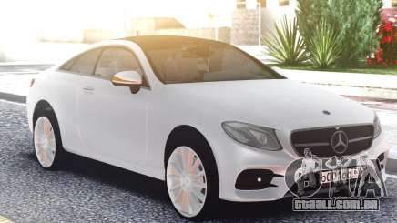 Mercedes-Benz E400 Coupe para GTA San Andreas