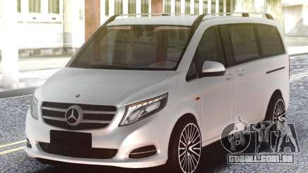 Mercedes-Benz V-Class para GTA San Andreas