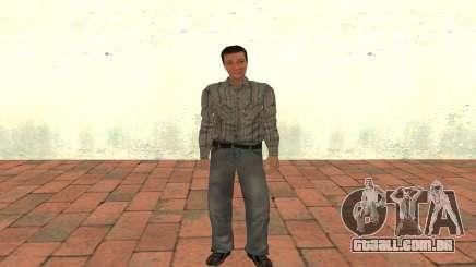Konstantin Voronin para GTA San Andreas