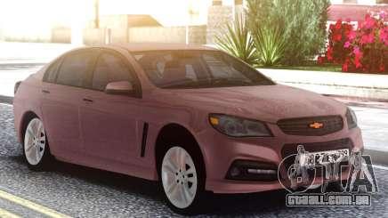 Chevrolet SS 2013 para GTA San Andreas