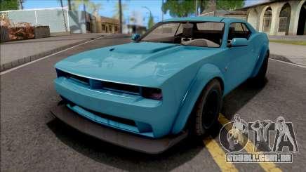 GTA V Bravado Gauntlet Hellfire Stock para GTA San Andreas