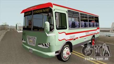 Buseta Chevrolet C30 Modificada para GTA San Andreas