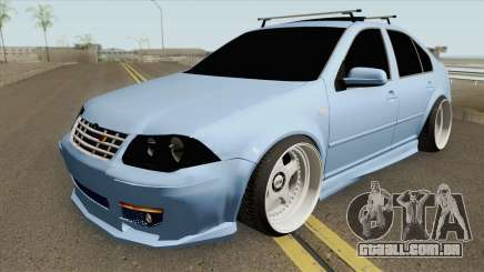Volkswagen Jetta Modificado para GTA San Andreas