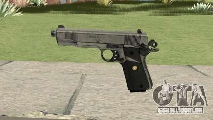 Colt M45 para GTA San Andreas
