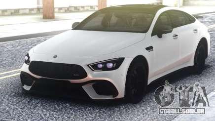 Mercedes-Benz AMG GT63 S 4door Carbon Edition para GTA San Andreas