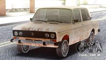 VAZ 2106 Velha e enferrujada para GTA San Andreas
