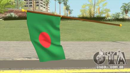 Bangladesh Flag Mod para GTA San Andreas