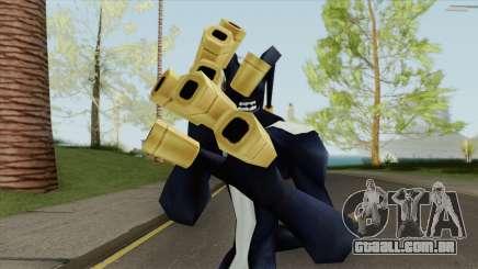 Feedback Ben 10 Omniverse para GTA San Andreas