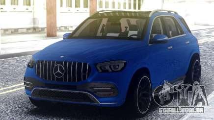 Mercedes-Benz GLE AMG New para GTA San Andreas