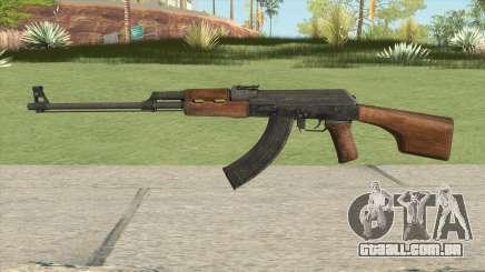 Battlefield 4 RPK para GTA San Andreas
