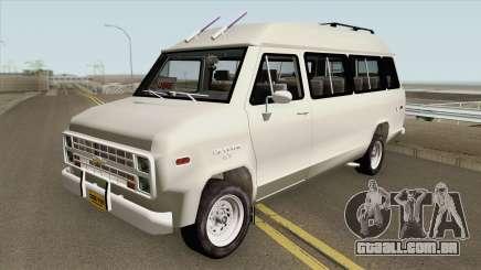 Chevrolet G20 para GTA San Andreas