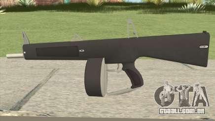 Automatic Shotgun (AA-12) GTA IV EFLC para GTA San Andreas
