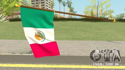 Mexico Flag para GTA San Andreas