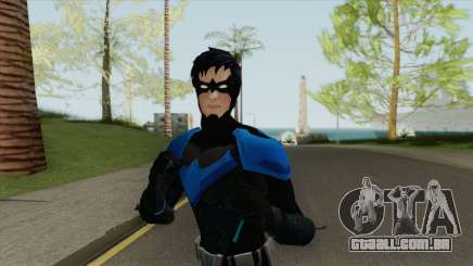 Nightwing Legendary From DC Legends para GTA San Andreas