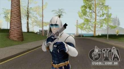 Captain Cold: Criminal Master of Chill V1 para GTA San Andreas