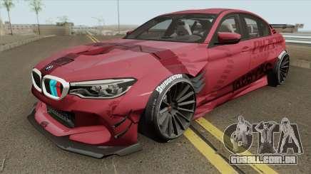 BMW M5 F90 Ghost Kit 2018 para GTA San Andreas