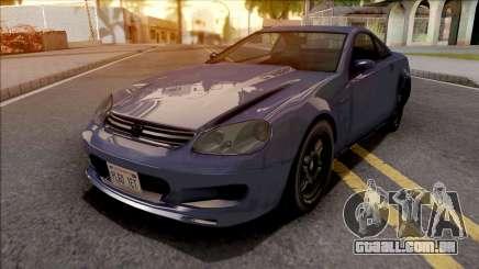 GTA IV Benefactor Feltzer SA Style para GTA San Andreas