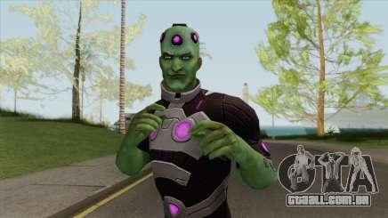 Brainiac: The Collector of Worlds V1 para GTA San Andreas