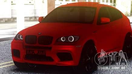 BMW X6 M Sports Activity Coupe para GTA San Andreas
